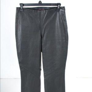 Ralph Lauren leather pants. NWT. Amazing